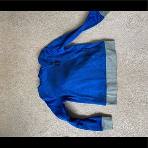 women's nike duke dryfit sweatshirt